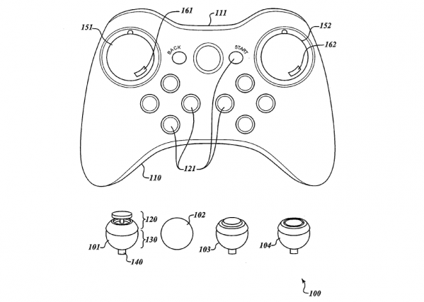Video Game Patent